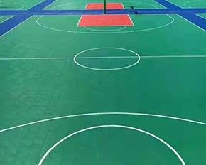 长安区塑料拼装地板
