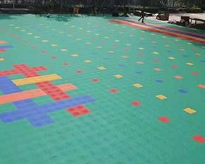 长安区幼儿园悬浮地板