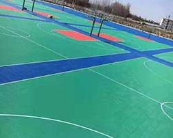体育场拼装地板